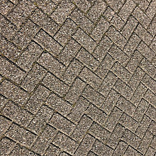 4500m2 betonklinkers, keiformaat, 7cm dik, heide, zevenaar