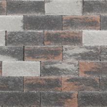 Wallblock Split 30x12x12 cm Texels bont