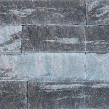 Wallblock Split  12x15x60cm Zeeuws bont