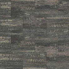 60Plus Soft Comfort 30x40x6 cm Grijs/Zwart