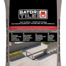 Fixs Gatorsand Tile  Waterafsluitend, zak a 16kg, Antraciet