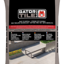 Fixs Gatorsand Tile Waterafsluitend, zak a 16kg, Beige