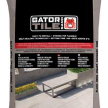 Fixs Gatorsand Tile Waterafsluitend, zak a 16kg, Zwart
