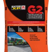 Fixs Gatorsand XP G2  Waterdoorlatend, zak a 20kg, Zwart