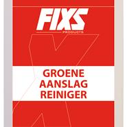 Fixs Groene-aanslagreiniger, 1 liter