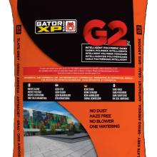 Fixs Gatorsand XP G2 Waterdoorlatend, zak a 20kg, Antraciet